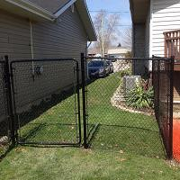 Chain Link Fence & Gate