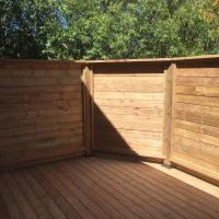 fence deck